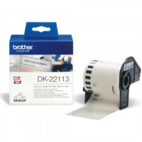 Brother DK22113 Clear (Film) Tape