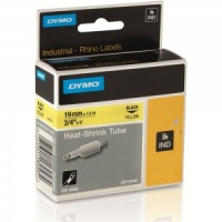 Dymo Rhino 18058 Yellow Sleeve - 19mm