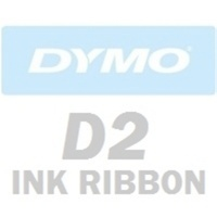 Dymo 63201 Black Ink Ribbon Cartridge