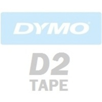 Dymo 61211 White Tape - 12mm