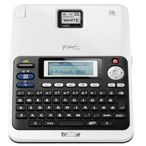 Brother PT2030VP Label Maker - Discontinued