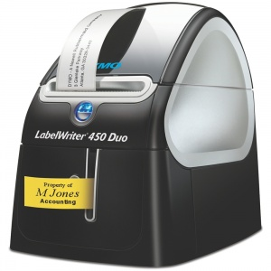 Dymo Labelwriter 450 Duo Label Maker