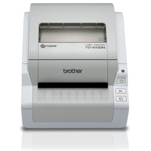 Brother TD4100N Label Printer - DISCONTINUED