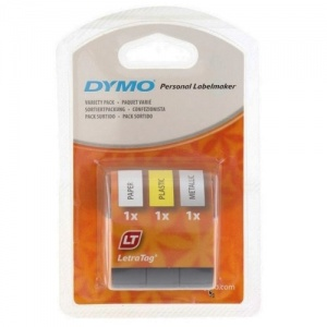 Dymo 91240 LetraTAG Starter Pack