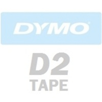 Dymo 61214 Yellow Tape - 12mm - DISCONTINUED
