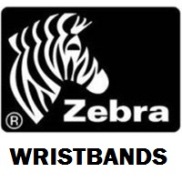 Zebra 10012717-5K Wristbands
