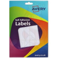 Avery White Labels 19x62mm 16-023 (414 Labels)