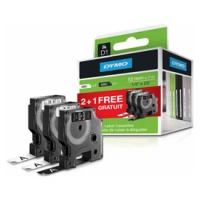 Dymo D1 Bundle Pack (2 x 45013, 1 x 45021)