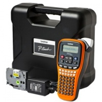 Brother PT-E100VP Handheld Professional Label Maker - DISCONTINUED
