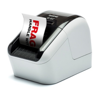 Brother QL-800 Label Printer (2 Colour)