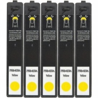 Primera 53439 Yellow LX900e PIGMENT Ink (Pack of 5 Cartridges)