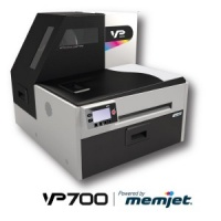 VP700 MemJet Colour Label Printer