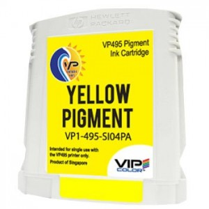 VP495 Yellow Pigment Ink Tank